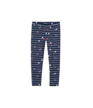 Animal Animal Mixie Pixie Leggings Indigo 9/10 Years