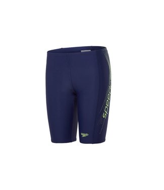 Speedo Speedo Logo Panel Jammer Junior Boys
