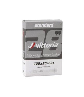 Vittoria Vittoria Inner Tube 700 x 20-28c Presta 80mm Valve