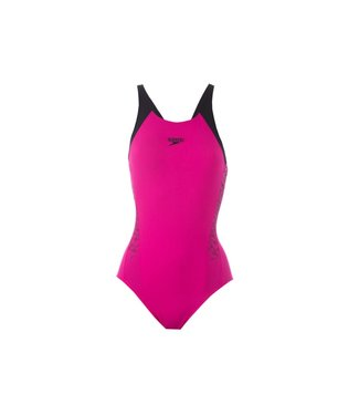 Speedo Speedo Boom Splice Muscleback Swimsuit