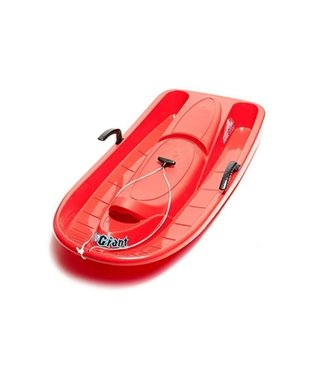 Sno-Giant Hamax Sno-Giant 2 Person Sleigh Red