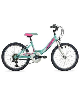 """Esperia Esperia Happy Girls Mountain Bike 20"""" Aquamarine"""