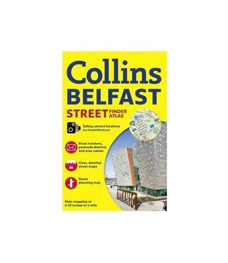 Collins Collins Belfast Street Finder Atlas