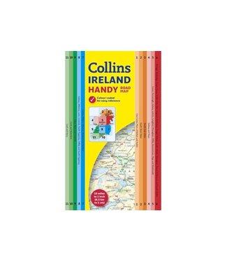 Collins Collins Ireland Handy Road Map