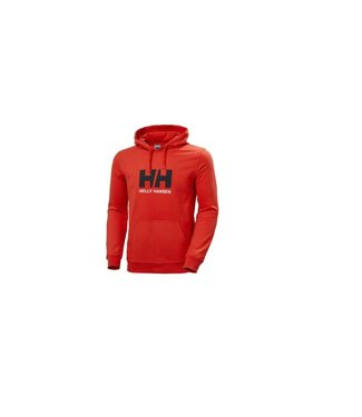 Helly Hanson Helly Hansen HH Hoodie Small Red