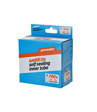 Weldtite Weldtite Self Sealing Inner Tube 700 x 28-35c Schrader
