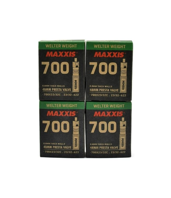 Maxxis Maxxis Welter Weight Inner Tube 700 x 23-32c Presta