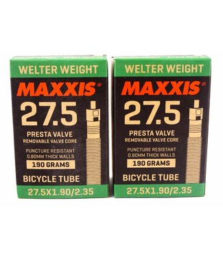 Maxxis Maxxis Welter Weight Inner Tube 27.5 x 1.9-2.35 Presta