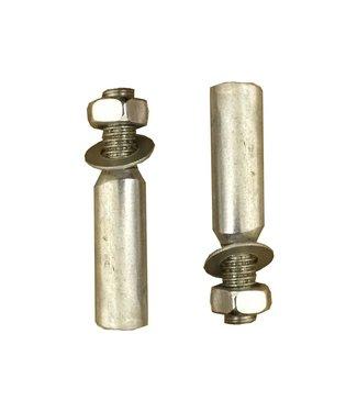 Quarter Pins
