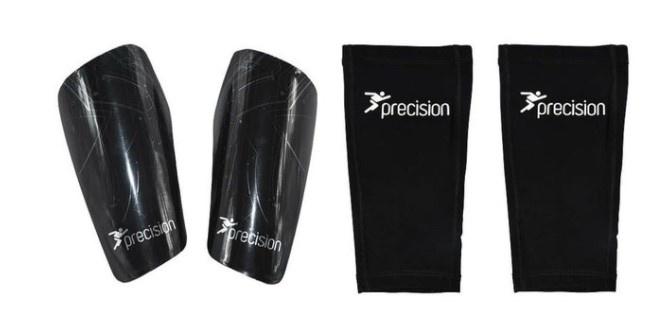 set of precision shin guards
