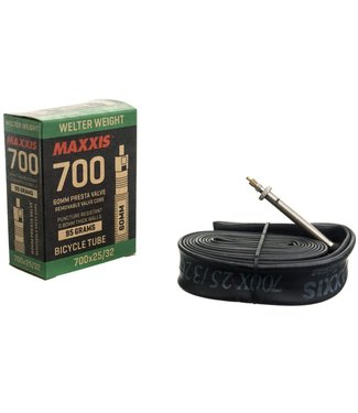 Maxxis Maxxis Welter Weight Inner Tube 700 x 23-32c Presta 60mm