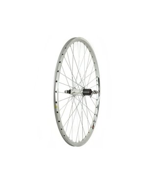 "KX KX MTB 26"" Doublewall Q/R Cassette Rim Rear Wheel"