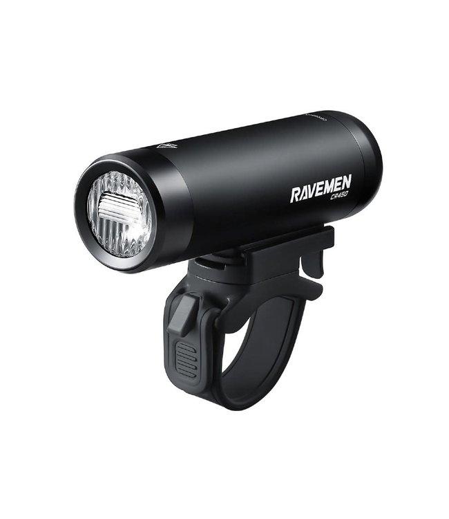 Ravemen Ravemen CR450 Front Light 450 Lumens