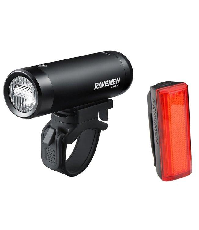 Ravemen Ravemen CR600 + TR20 Light Set