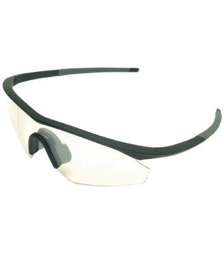 Madison Madison Shields Clear Glasses