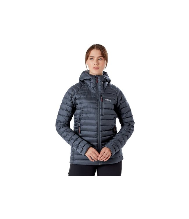Rab Rab Women's Microlight Alpine Long Jacket