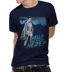 CID STAR WARS T-Shirt What Have We Here Lando