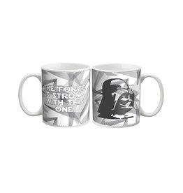 Undergroundtoys STAR WARS XL Mug - Intergalactic Darth Vader