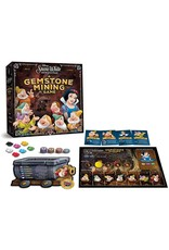 USAopoly DISNEY Snow White and the Seven Dwarfs A Gemstone Mining Game (UK)