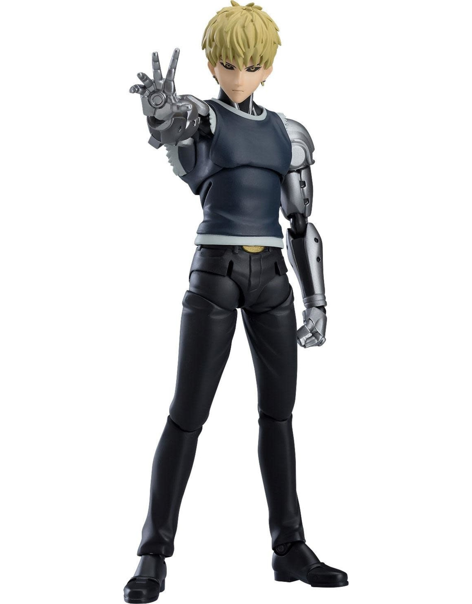 Max Factory ONE PUNCH MAN Figurine Figma 16cm - Genos