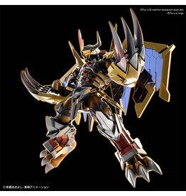 Bandai DIGIMON Figure Rise Model Kit - Wargreymon Amplified
