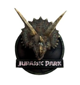 Chronicle Collectibles JURASSIC PARK Bust 1/5 Triceratops 48 cm