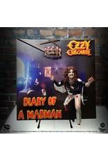 Knucklebonz 3D Vinyl: Ozzy Osbourne - Diary of a Madman