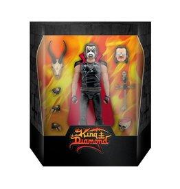 Super7 MERCYFUL FATE Ultimates Action Figure King Diamond (Classic Mercyful Fate Era) 18 cm