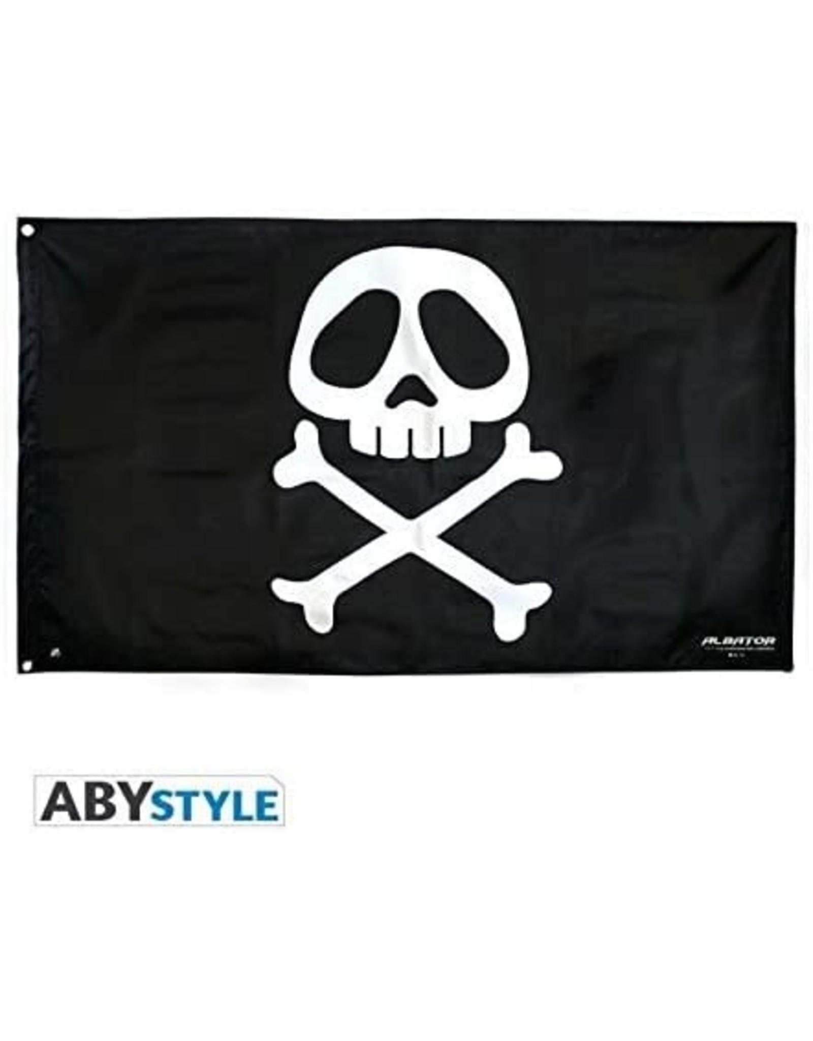 ABYstyle ALBATOR Flag 70X120cm - Emblem