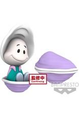 Banpresto ALICE Fluffy Puffy 3.5cm - Oysters
