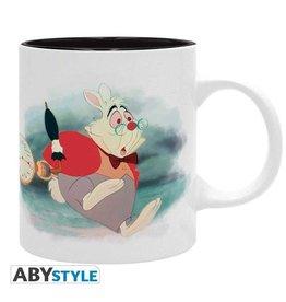 ABYstyle ALICE Mug 320 ml - I am Late