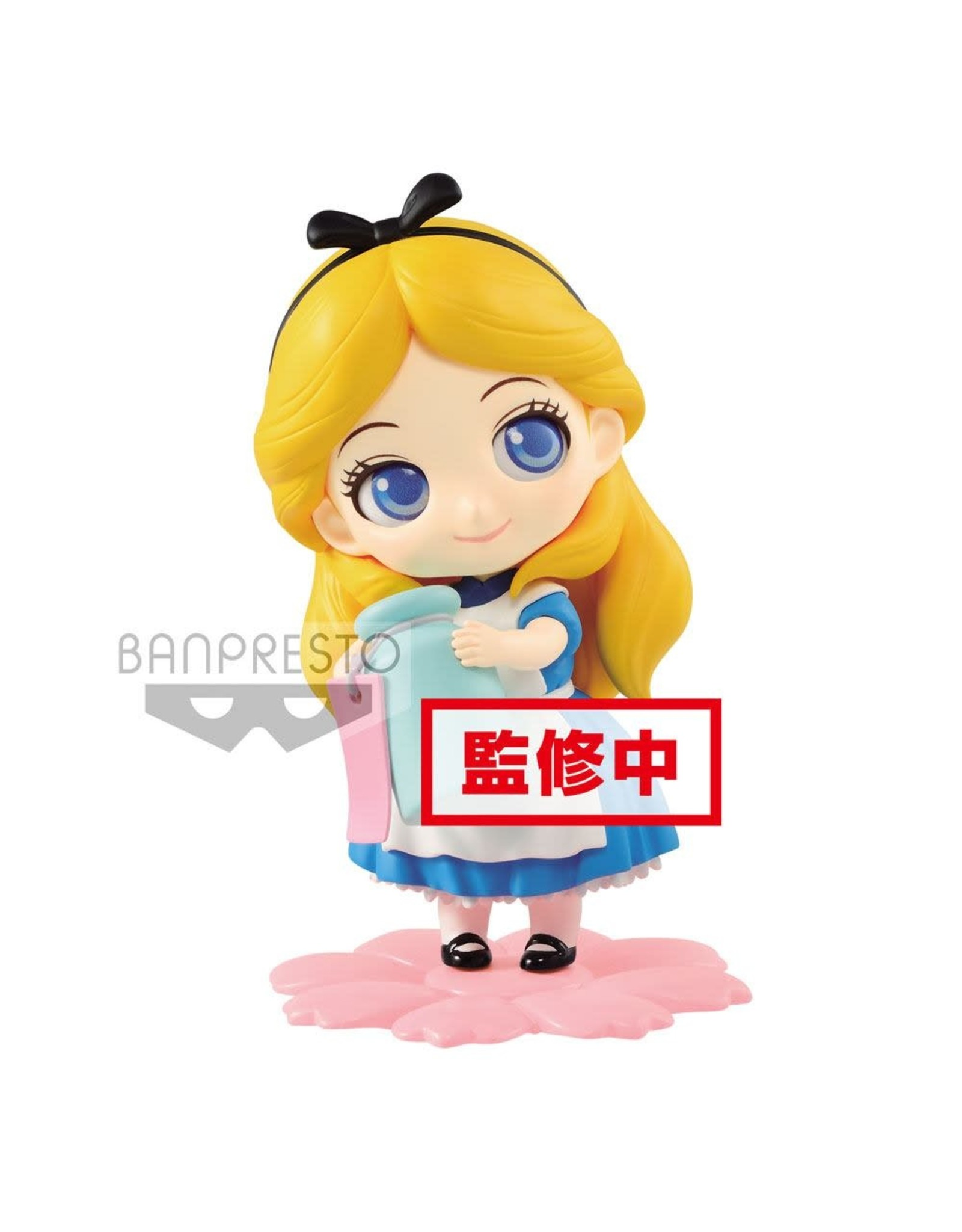 ALICE - Q Posket SWEETINY Alice Normal Color - 10cm