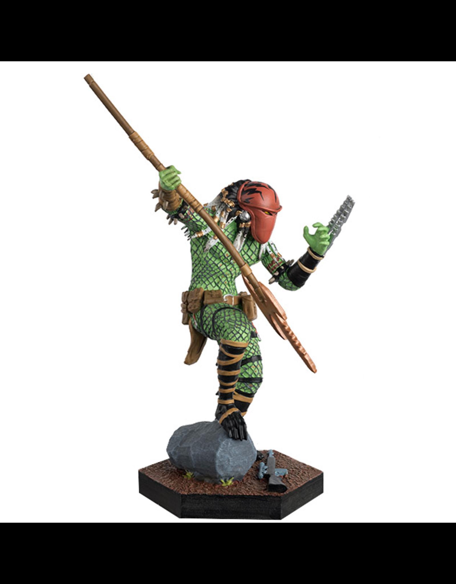 Eaglemoss ALIEN & PREDATOR Figurine Collection 1/16 13cm - Homeworld Predator