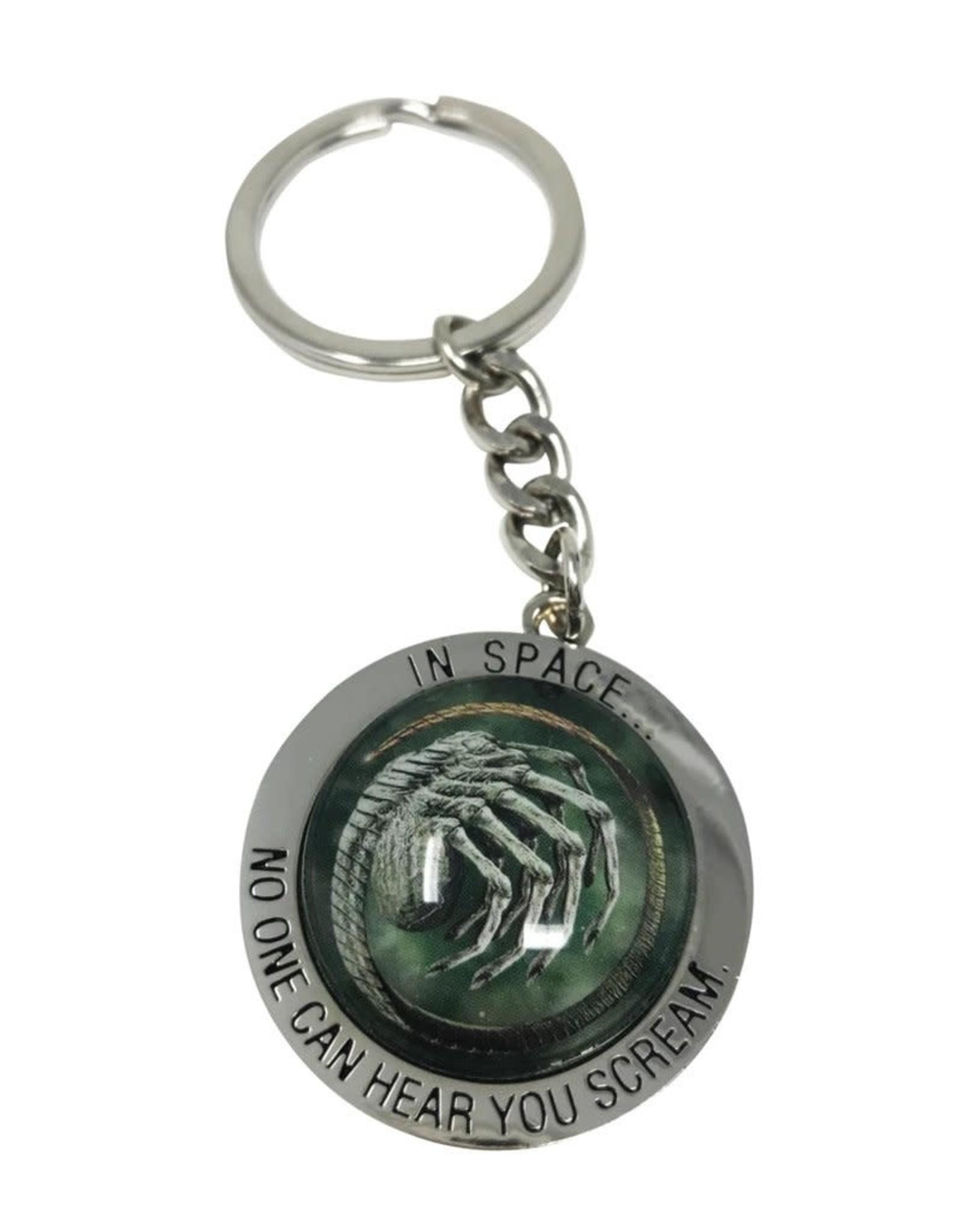 FaNaTtik ALIEN Limited Edition Keychain - Face Hugger