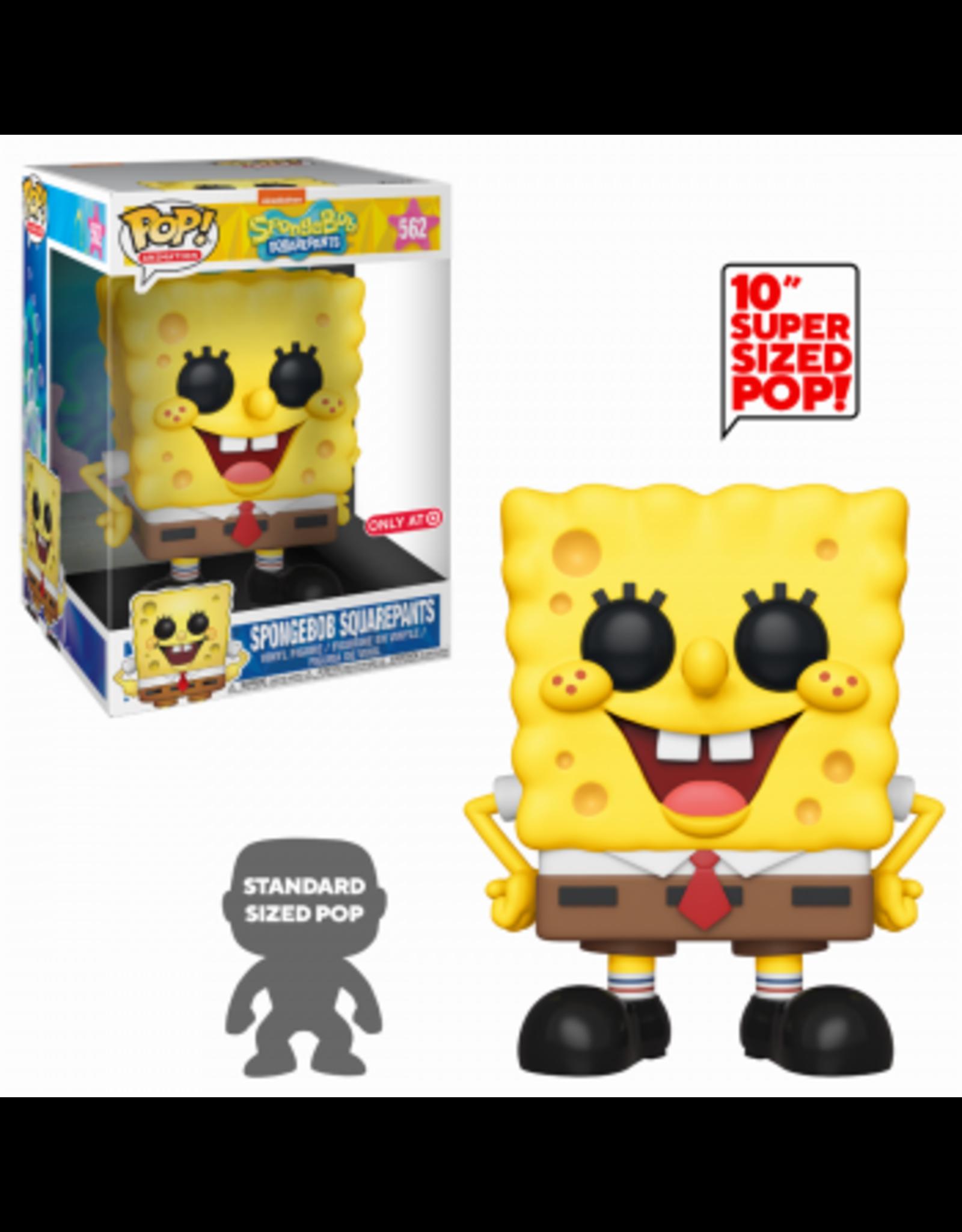 """Funko SPONGEBOB POP! N° 562 - Spongebob 10"""" OVERSIZE"""
