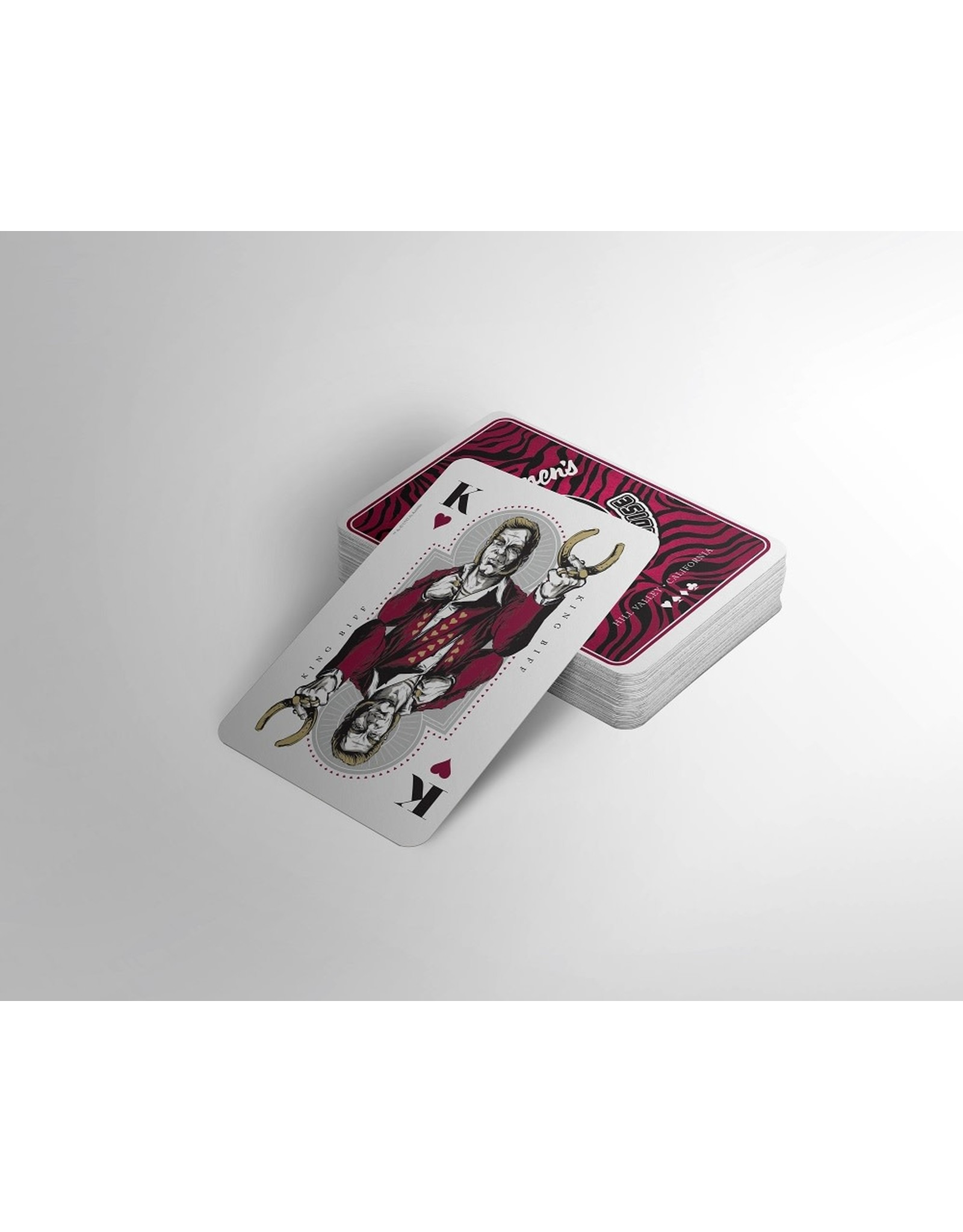 FaNaTtik BACK TO THE FUTURE - Exclusive Playing Cards