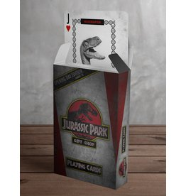 JURASSIC PARK - Exclusive Playing Cards