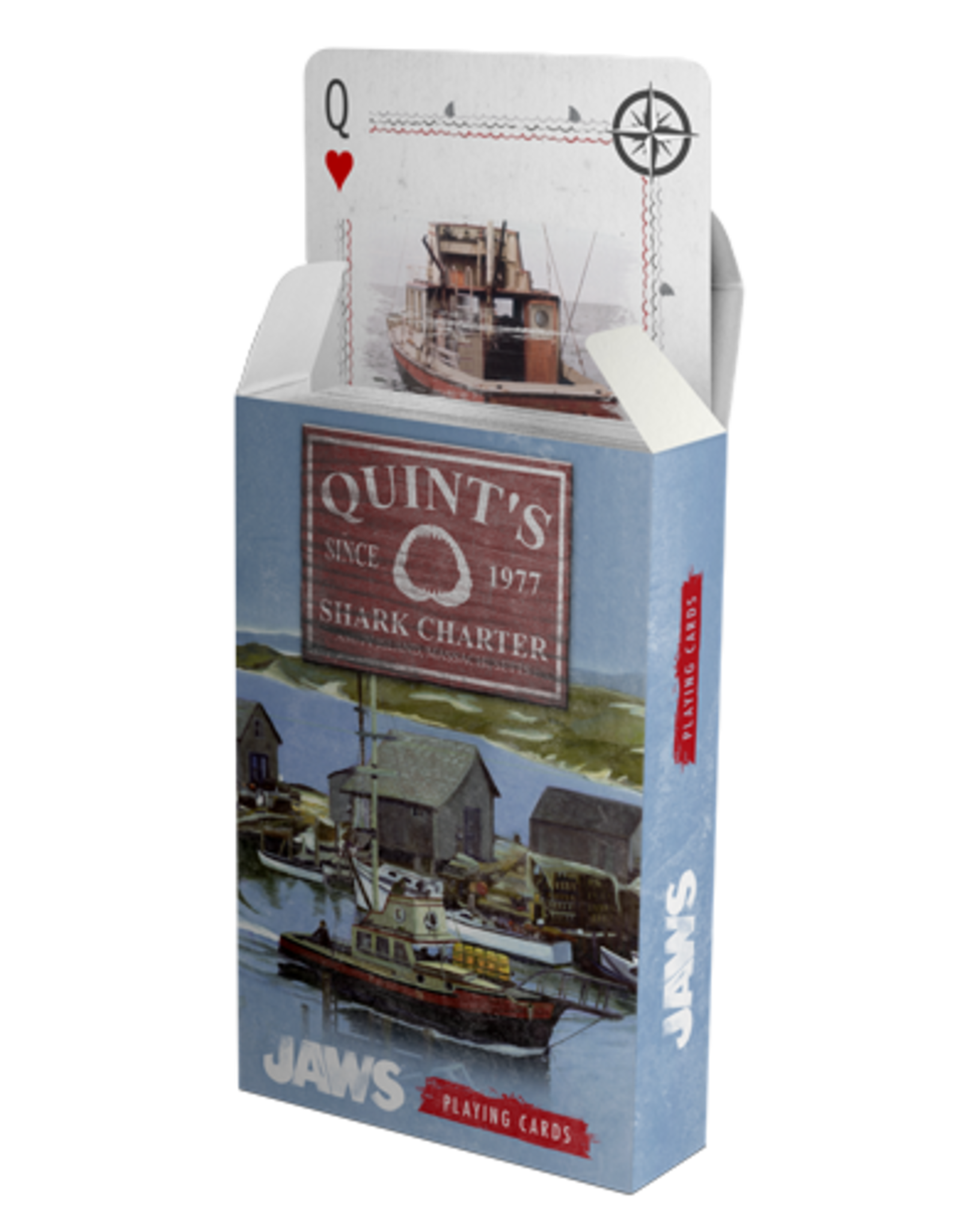 JAWS - Exclusive Playing Cards