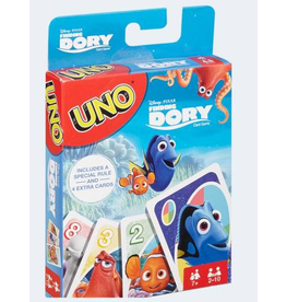 Mattel FINDING DORY UNO Playing Cards (UK)