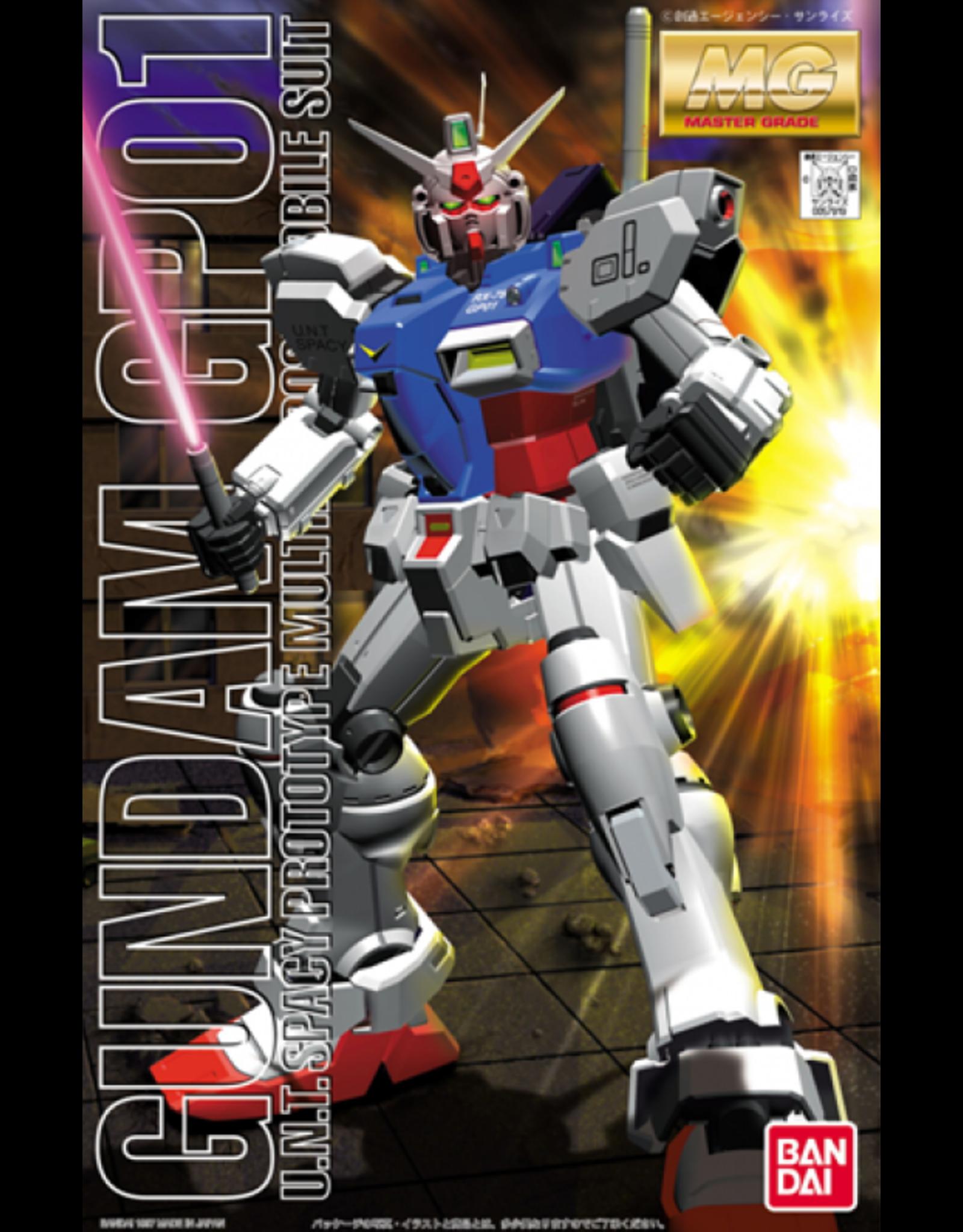Bandai GUNDAM Model Kit MG - GP01