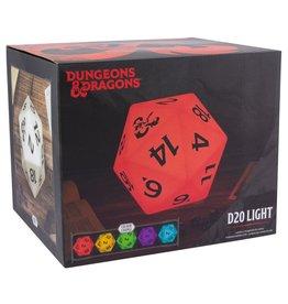 Paladone DUNGEONS & DRAGONS D20 RGB Light