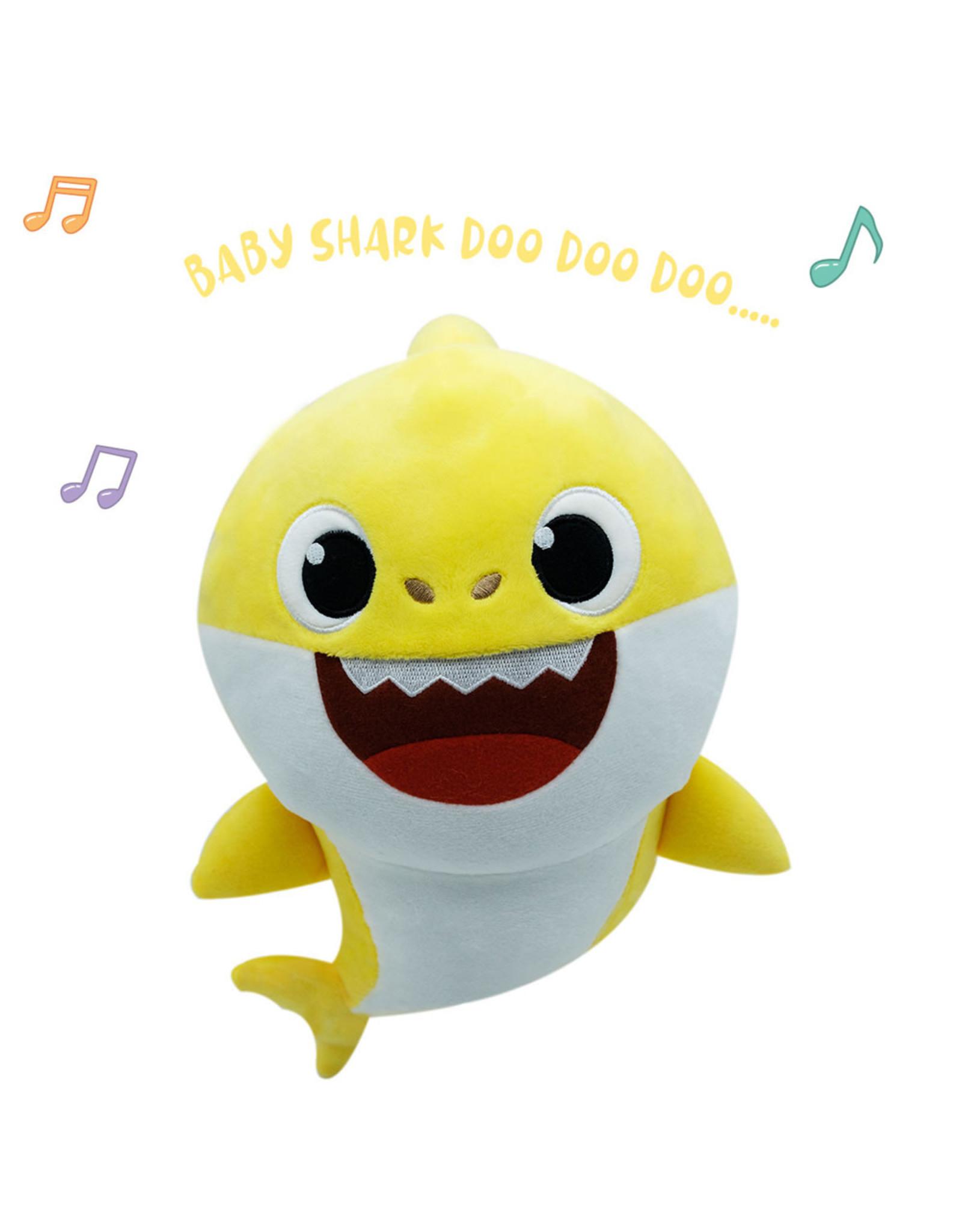 BABY SHARK Musical Plush 32cm