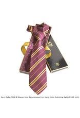 HARRY POTTER - House Tie 100% Silk - Gryffindor