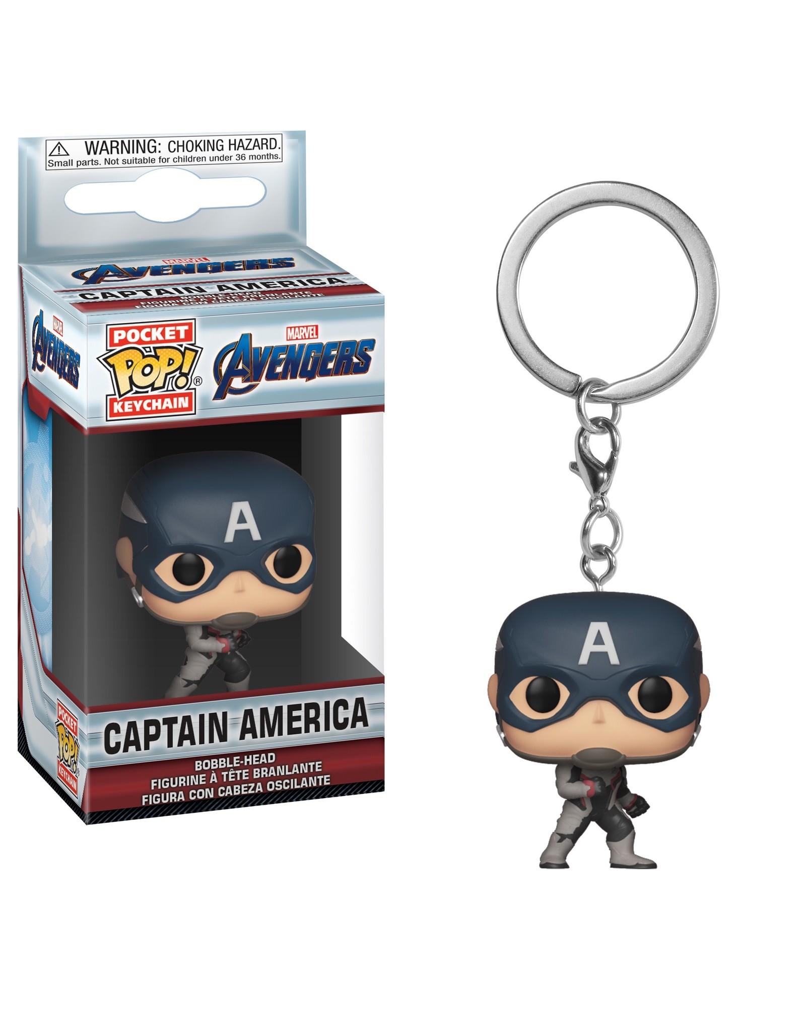 Funko AVENGERS ENDGAME Pocket POP! 4cm - Captain America