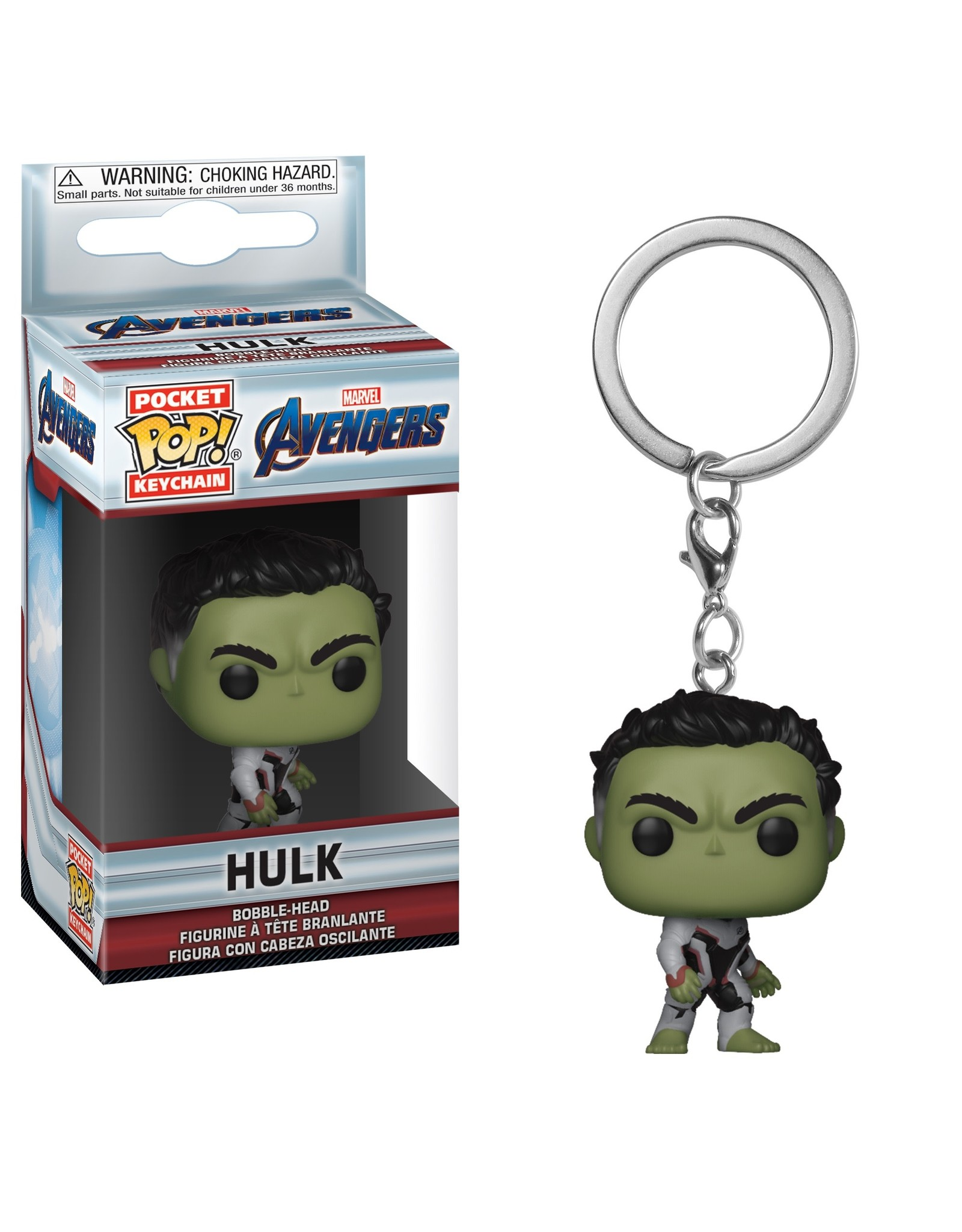 Funko AVENGERS ENDGAME Pocket POP! 4cm - Hulk
