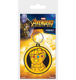 Pyramid International AVENGERS INFINITY WAR Rubber Keychain - Gauntlet