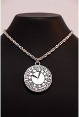 FaNaTtik BACK TO THE FUTURE Limited Edition Necklace - Clock Tower
