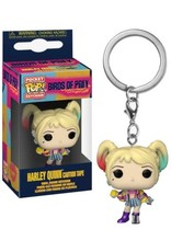 Funko BIRDS OF PREY Pocket POP! 4cm - Harley Quinn Caution Tape