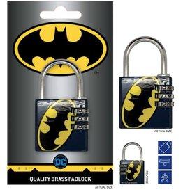 DC COMICS - Brass Padlock - Batman