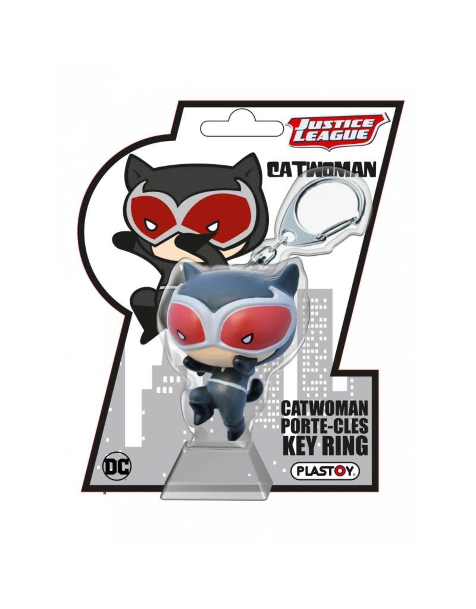 DC COMICS - Keychain - Chibi Catwoman